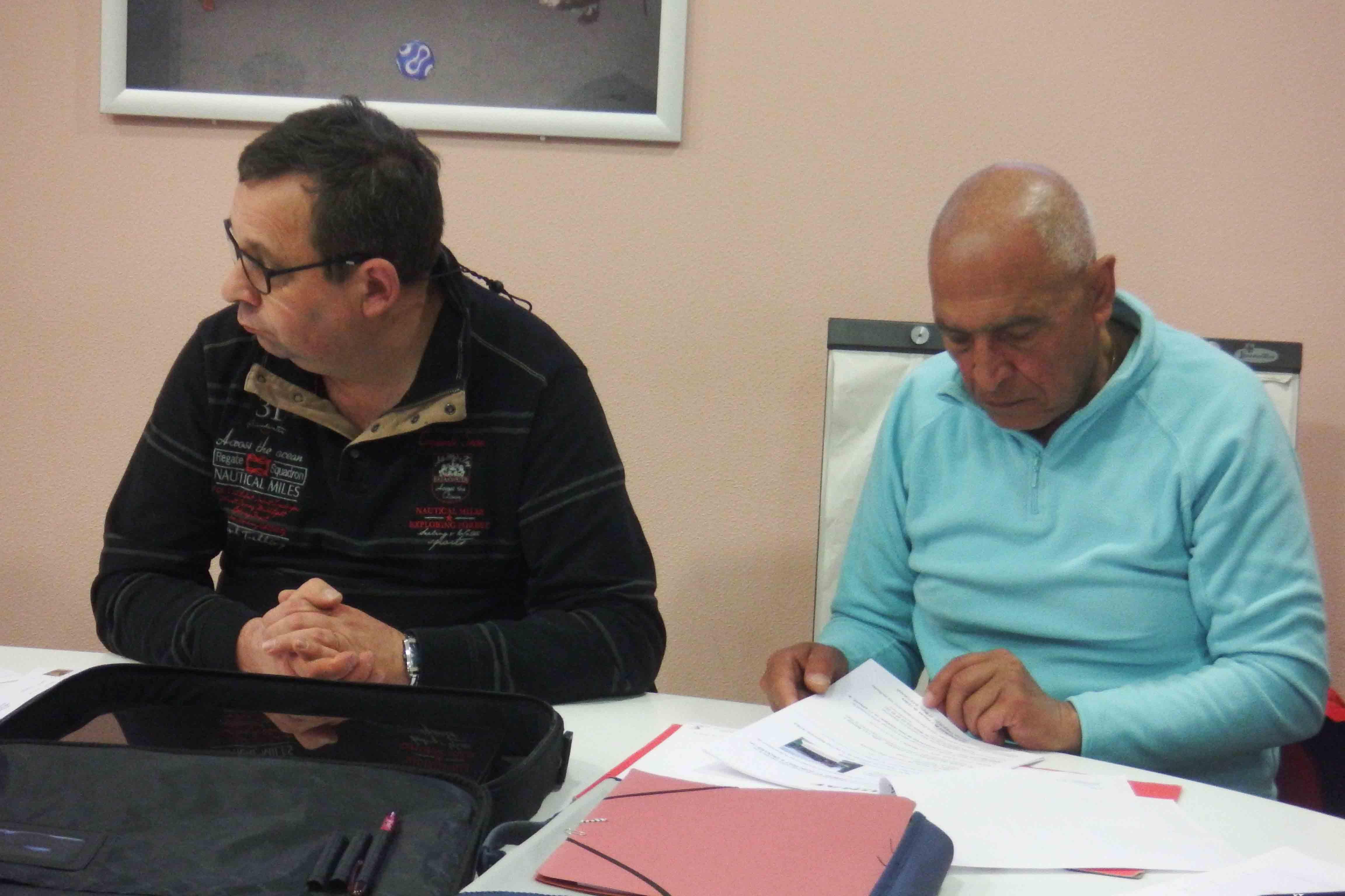 Jean-Luc et Habib